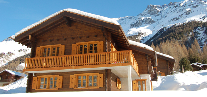 Chalet Anna... a hidden gem in the beautiful village of Zinal, Switzerland
